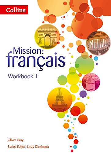 Mission: français - Workbook 1 (Mission: Francais)