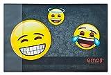 Undercover EMLG3100 - Schreibtischunterlage, Emoji