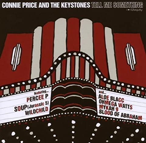 Tell Me Something by Connie Price & the Keystones (2008-03-04)