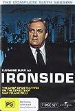 Ironside (Complete Season 6) - 7-DVD Box Set ( Ironside - Season Six (The Raymond Burr Show) )