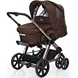 ABC Design 61004616 Turbo 6 Kinderwagen und Babyschale 3 in1, Kuba