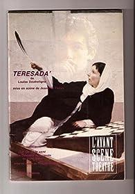 Teresada par Louise Doutreligne