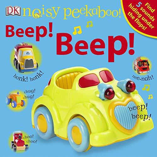 Noisy Peekaboo! Beep! Beep! por DK