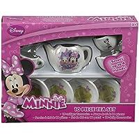 El sistema de té Sambro Minnie Mouse (10 piezas)