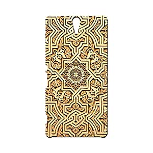 G-STAR Designer Printed Back case cover for Sony Xperia C5 - G1910