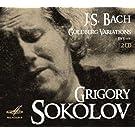 Bach: Goldberg Variations [Grigory Sokolov] [Melodia: MELCD 1002049]