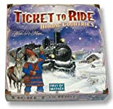 Ticket to Ride DOW7208 Nordic Countries Board Game English