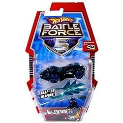 Hot Wheels Battle Force 5 1:64 Scale Die Cast Car Saber by Hot Wheels