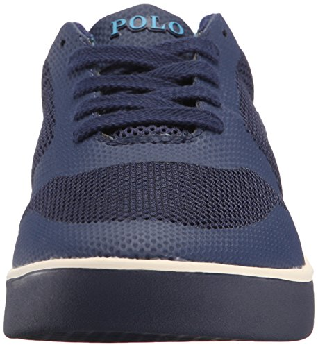 Polo Ralph Lauren Hellidon-s Fashion Sneaker Newport Navy