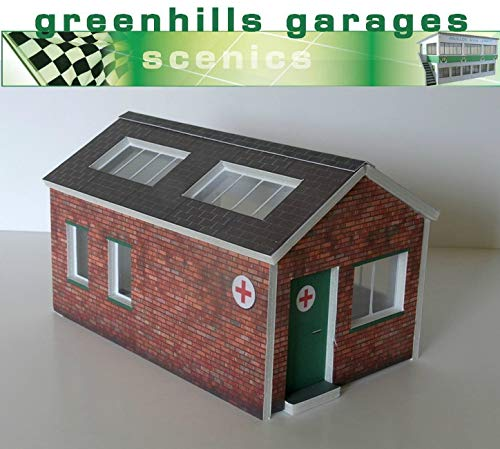 Greenhills Scalextric Slot Car Building First Aid