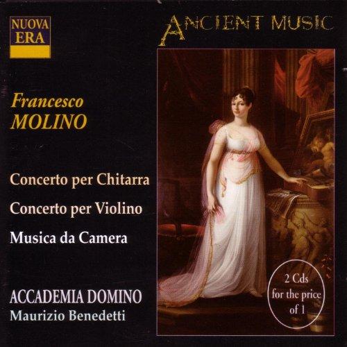 Secondo Notturno Op.38 Per Flauto E Chitarra: Andante (Cantabile Flauto)