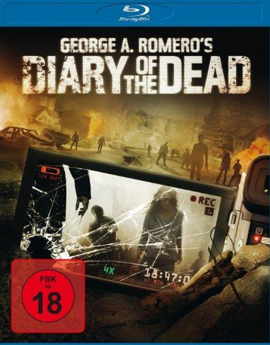 Bild von Diary of the Dead [Blu-ray]