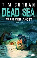 DEAD SEA - Meer der Angst (Horror Taschenbuch)