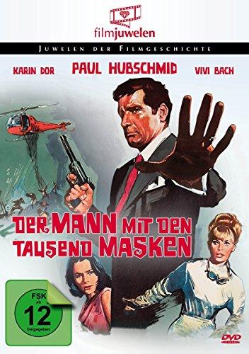 Der Mann mit den 1000 Masken (Filmjuwelen) (Filme Mit Masken)