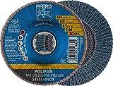 PFERD 67668116 X-Lock PSF Z STEELOX POLIFAN - Disco de alojamiento universal