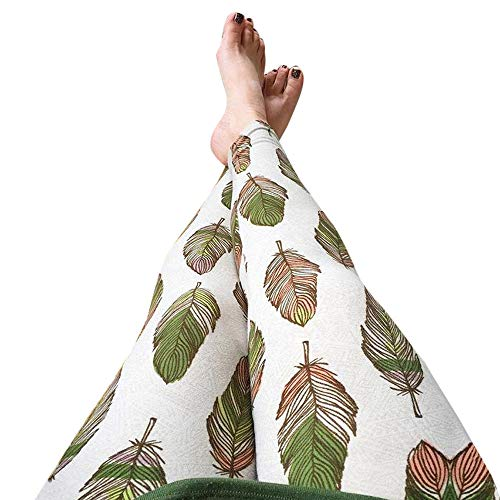 Pantaloni Yoga Leggings Sportivi Donna Alta Vita Sport Palestra Yoga Esecuzione Leggings Fitness Pantaloni Allenamento Vestiti Pantaloni Yoga Leggins Push Up Pantaloni Tuta Fitness Donna NBAA