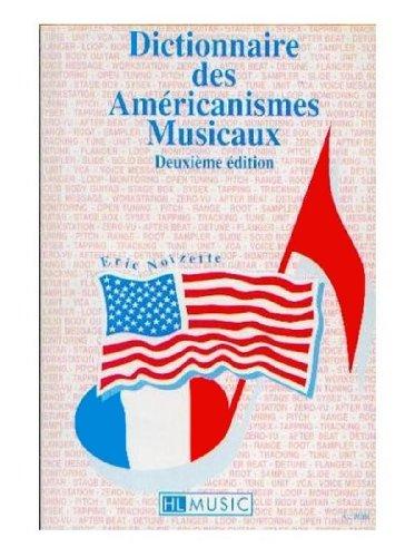 Dictionnaire des américanismes musicaux