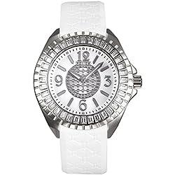 Police Damen-Armbanduhr JADE Analog Kautschuk P13090JS-28F