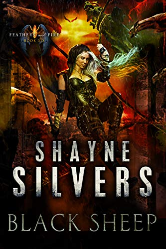 Black Sheep: Feathers and Fire Book 6 (English Edition)