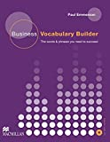 Business Vocabulary Builder: The words & phrases you need to succeed / Student's Book with Audio-CD
