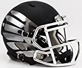 Oregon Ducks Speed Mini Helmet - Titanium Black Eclipse by Riddell
