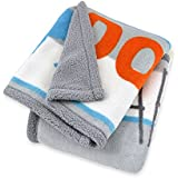 Territory Modern Collection Naps are Better with a Dog Fluffy Fleece Blanket