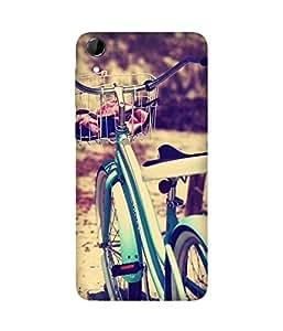 Cycle Around HTC Desire 728 Case