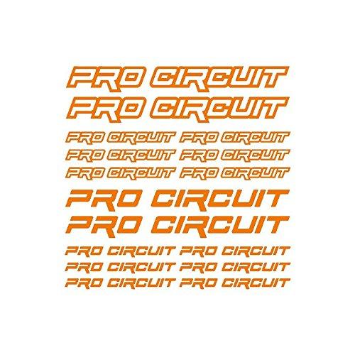 Skin-Kit de pegatinas pro circuit SPON 102-Ref.:
