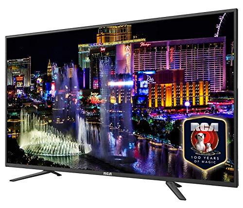 RCA RS50U1: 127 cm (50 Pouces) Smart-TV téléviseur LED (Ultra Haute Définition 4K, Tuner Triple, HDMI, Lecteur multimédia Via USB 2.0) [Classe énergétique A]