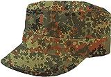 normani BDU Cap Feldmütze Farbe Flecktarn Größe S