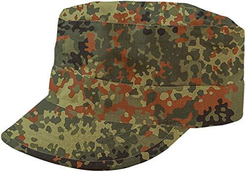 normani BDU Cap Feldmütze Farbe Flecktarn Größe M