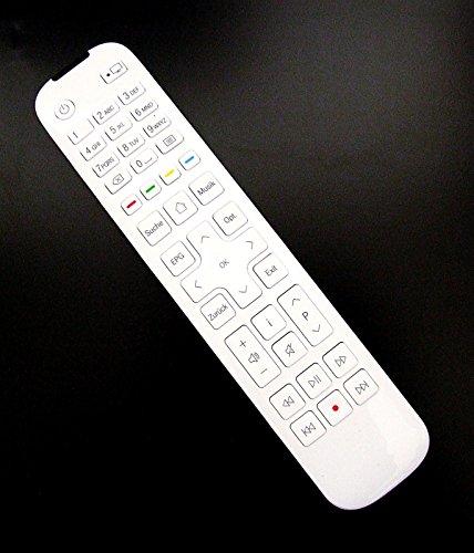 Original T-Home Fernbedienung für Telekom Media Receiver MR 400 / 200 weiss
