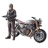 Walking Dead TV–Daryl Dixon mit Bike New Sculpt