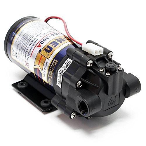 Naturewater Booster Pumpe 300 GPD NW-RO400-E2 E-CHEN 300G (Booster-pumpe Ro)