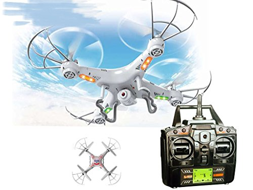 Hawk Eye 2.4G 4CH Quadcopter 6 Axis Helicopter Drone Helicopter Distant Management Critiques
