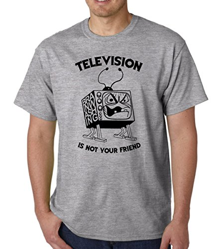 Willo The Wisp T Shirt - Television Is Not Your Friend