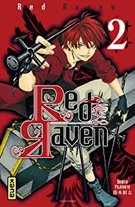 Red Raven Edition simple Tome 2