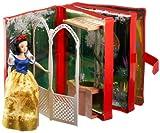 Simba Disney Princess 5764544 - Libro 3D di Biancaneve con Bambola