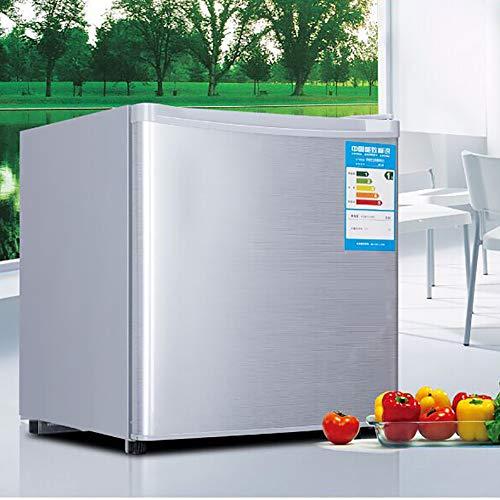 YNWJ Elektrische Kühlbox, Car Refrigerator 12V/220-240V (60L) Auto Kühlschrank, Minikühlschrank, Auto/Camping/Urlaub/Freizeit/Beruf
