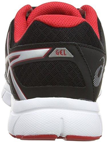 Asics Gel-Evation, Chaussures Multisport Outdoor Hommes Marron (Flash Green/Black/Flash Orange 8599)