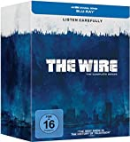 The Wire - Die komplette Serie (Staffel 1-5) (exklusiv bei Amazon.de) [Blu-ray] [Limited Edition]