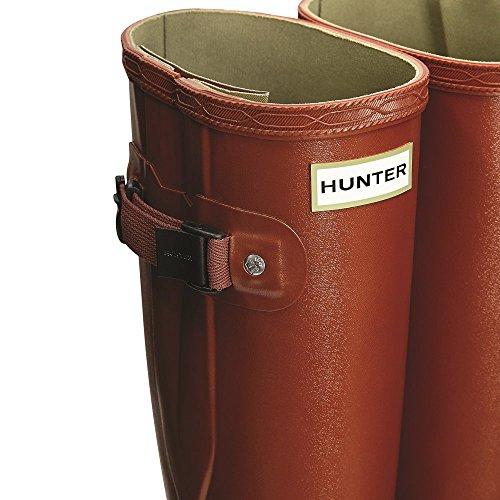 Hunter Women's Norris Field Side Adjustable Boot Burnt Sienna