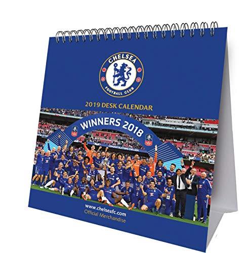 Chelsea Desk Easel Official 2019 Calendar - Desk Easel Format