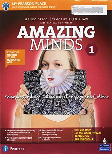 Amazing minds. Wonderstanding. Per le Scuole