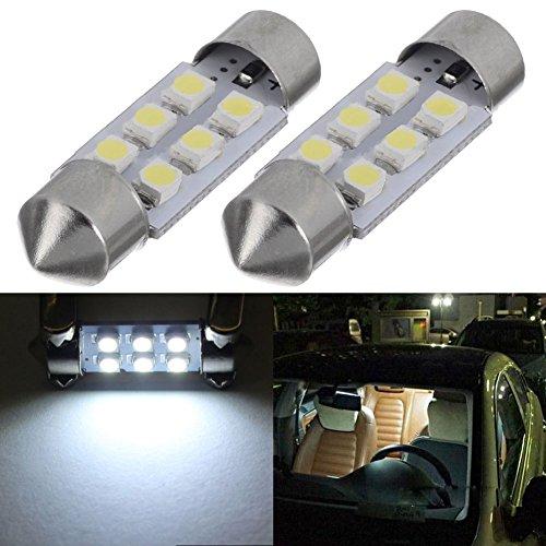 Taben 31/mm 3,2/cm 9smd 5050/LED Blanc Festoon d/ôme int/érieur lumi/ère carte Porte lampe de voiture ampoules 3021/3022/DE3175/ lot de 2