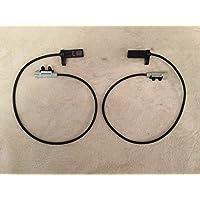 NTY 2x sensor ABS trasero derecho y izquierda 56044146Grand Cherokee 2005–2010WK/Commander XK 2005–2010