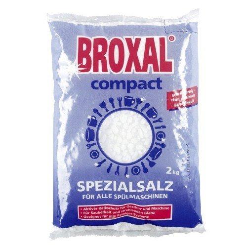 Broxal grob 6 x 2kg Geschirrspülsalz