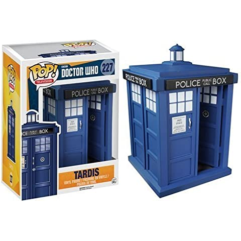 Doctor Who TARDIS 6-Inch Pop! Vinyl Figure by Funko