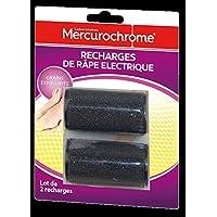 mercurochrome 050978Refill Reibe Elektrische–Lot de 3 preisvergleich bei billige-tabletten.eu