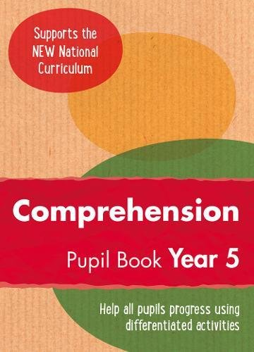 Year 5 Comprehension Pupil Book: English KS2 (Ready, Steady, Practise!) por Keen Kite Books
